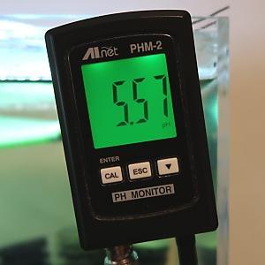 pH計 低pH