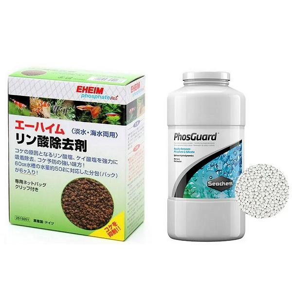 エーハイム リン酸除去剤 シーケム フォスガード リン酸吸着剤