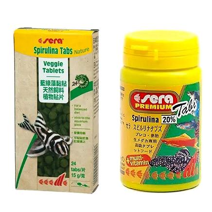 植物質 エサ 餌 スピルリナ